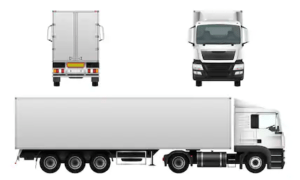 Camión europeo